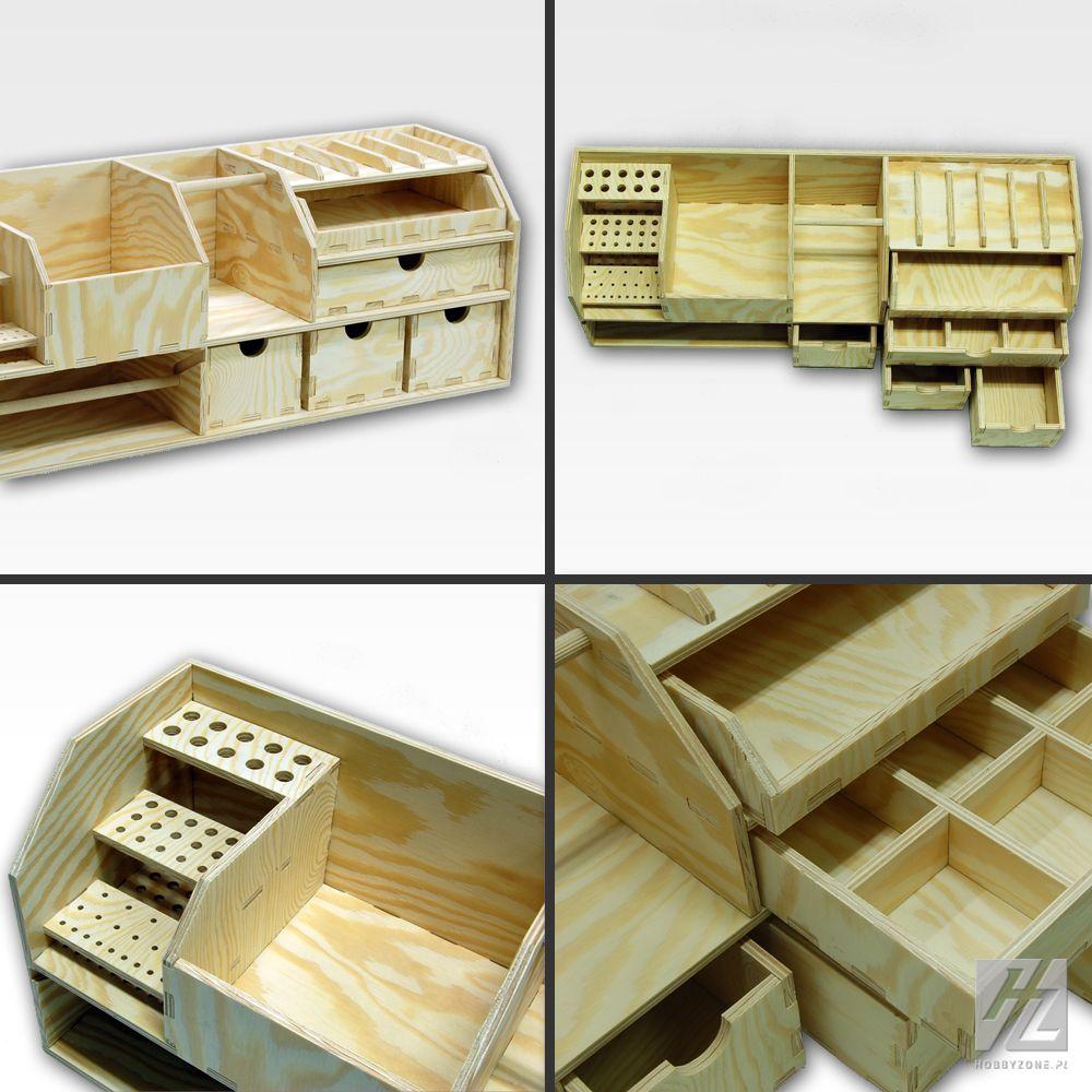 Diy Workbench Upgrades: Benchtop Organizer